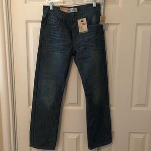 NWT Boys Levi's 514 Straight Leg Slim Fit